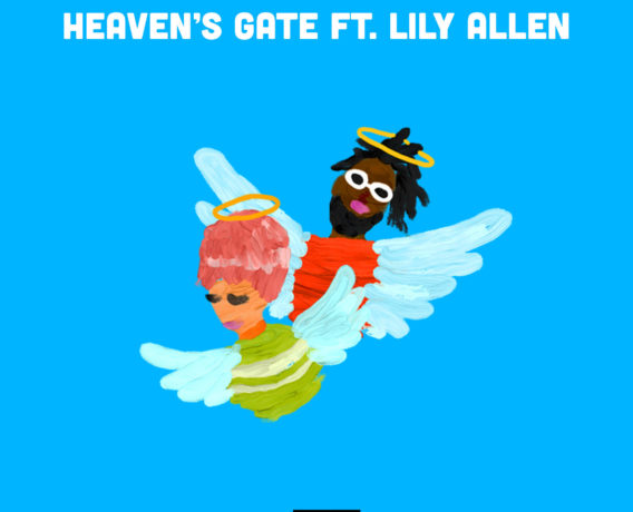 BURNA BOY HEAVEN'S GATE