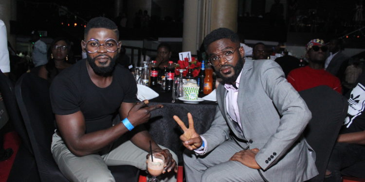 Falz the Bahd Guy's Look Alikes at The Falz Experience