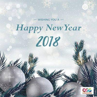 HAPPY NEW YEAR -OLORISUPERGAL