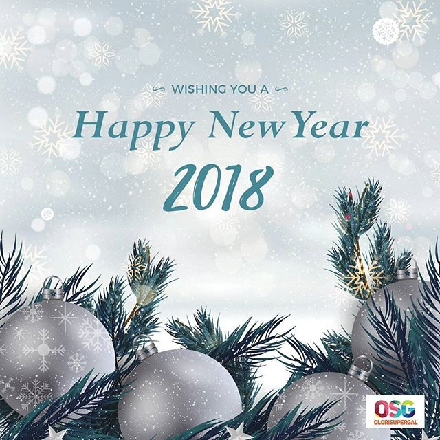 HAPPY NEW YEAR -OLORISUPERGAL