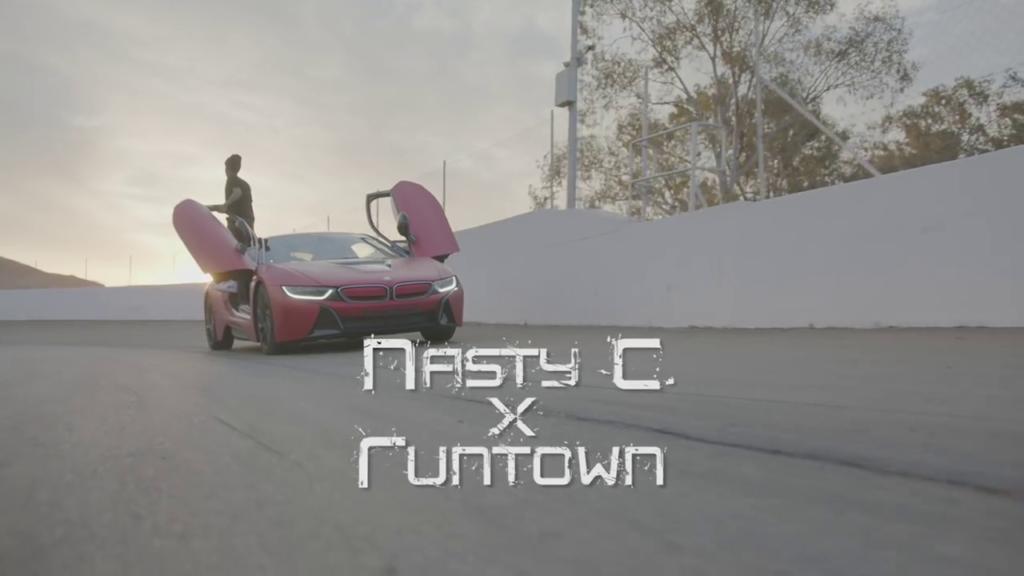 RUNTOWN-NASTYC -SAID