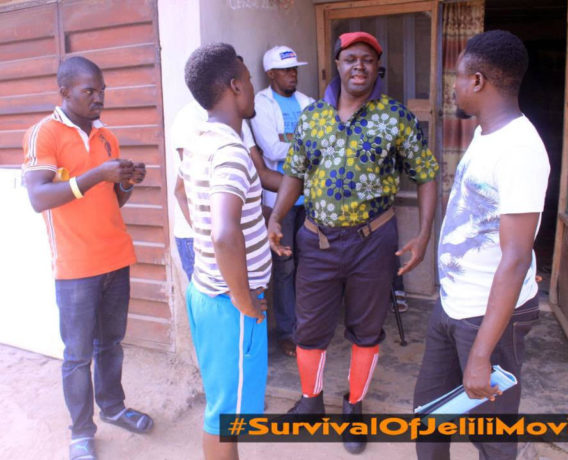 Desmond Elliot, Toyin Aimakhu, Seyi Law, Kenny Blaq join Femi Adebayo in #SurvivalOfJeliliMovie