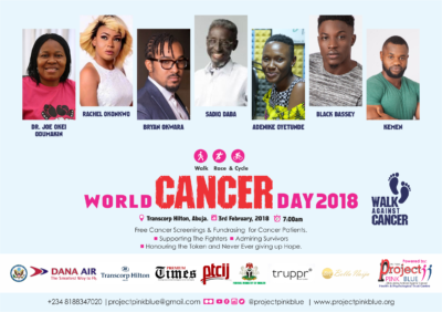 cancer walk in abuja-olorisupergal