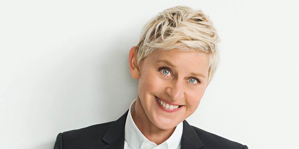 Ellen degeneres hits 60 olori supergal - Ellen show address ...