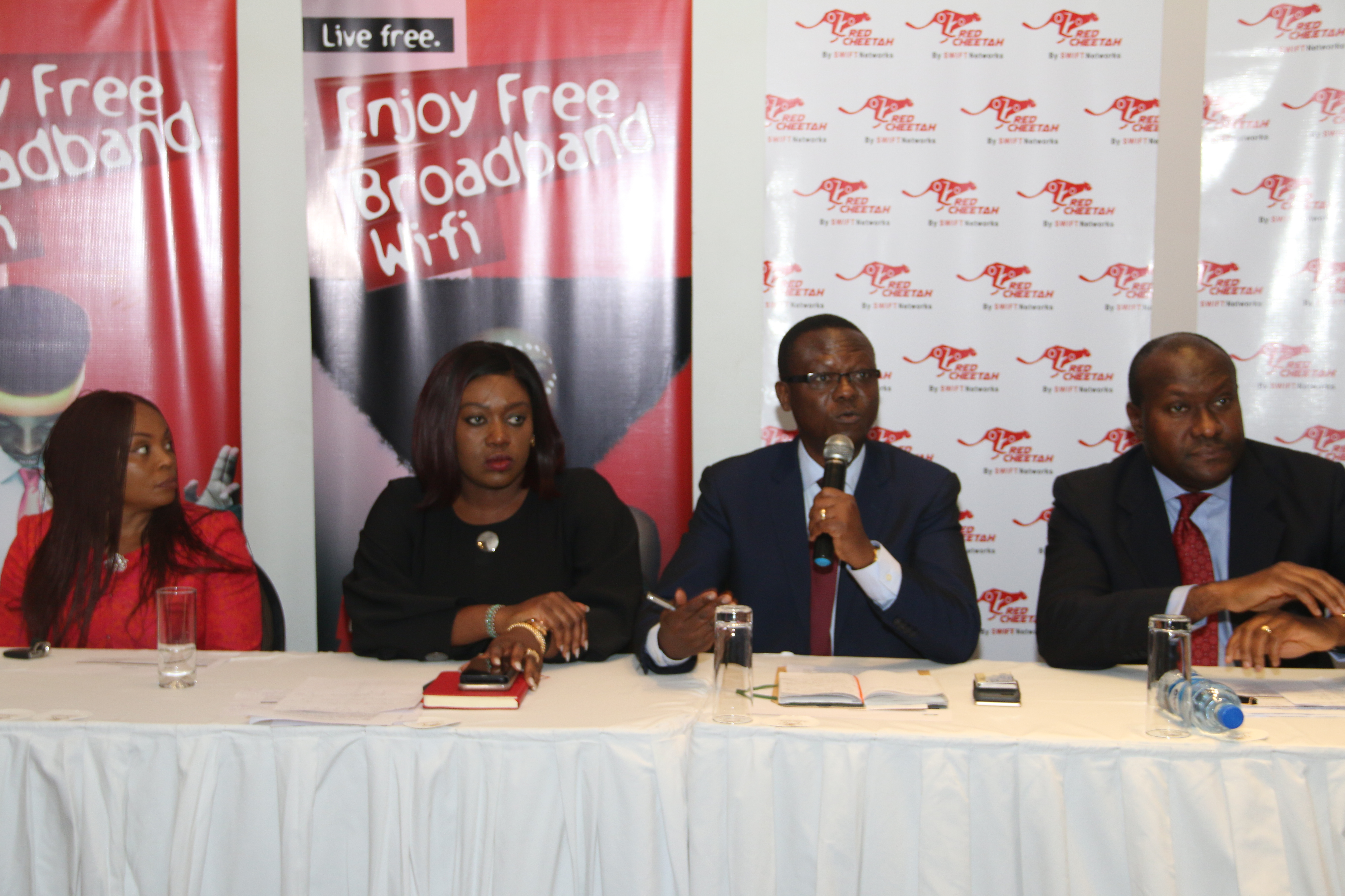 SWIFT NETWORKS LAUNCHES FREE BROADBAND WI-FI SERVICE IN LAGOS.