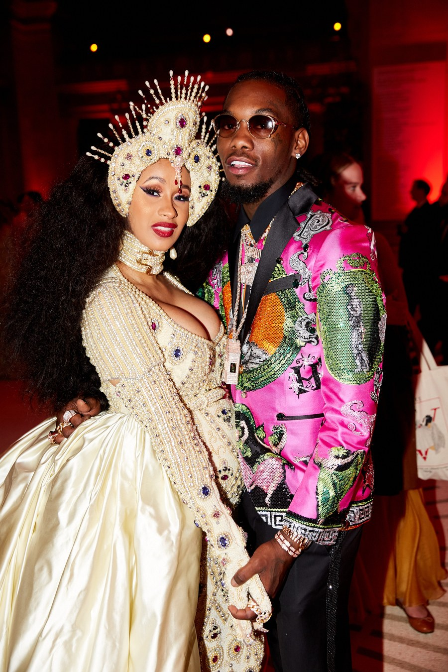Cardi B Child: Cardi B And Offset Welcome A Baby Girl