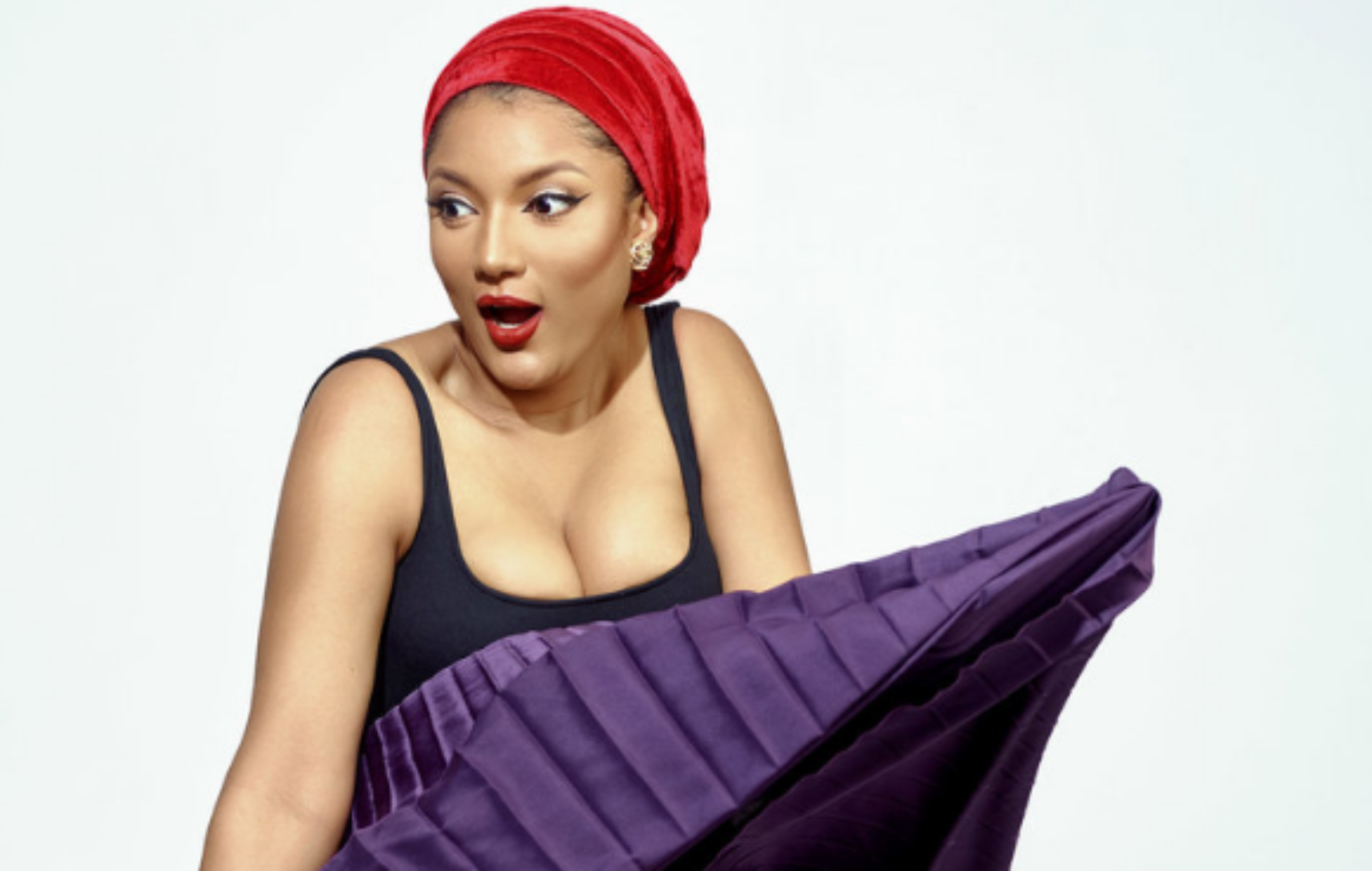 I am intentionally controversial, Gifty says - Olori Supergal