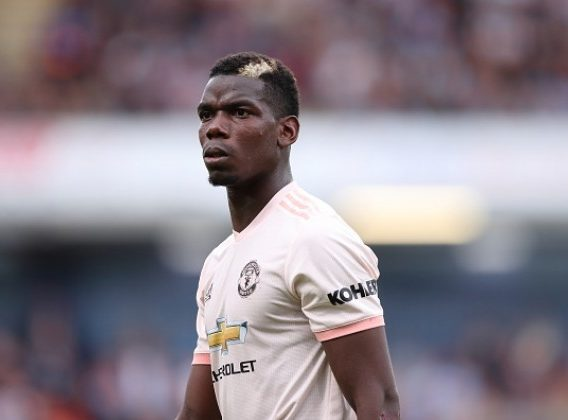 Pogba Leaves Door Open For United Exit