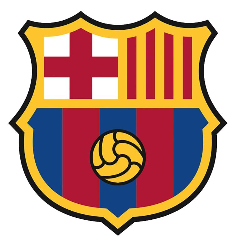 Barcelona Unveils New Crest - Olori Supergal