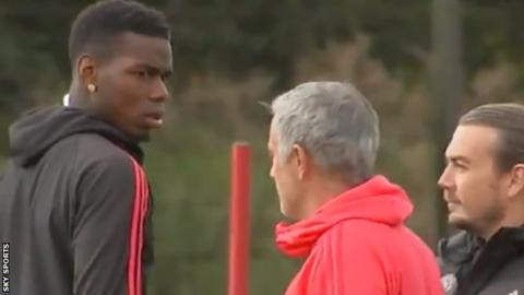 """""""You want me dead?"""" Pogba Asked As Rift With Mourinho Intensifies"""