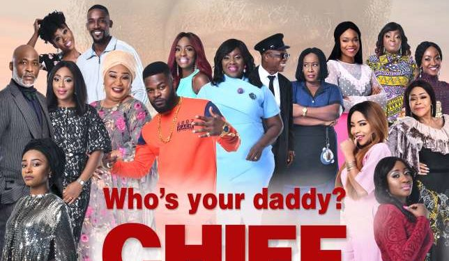 Chief Daddy Movie