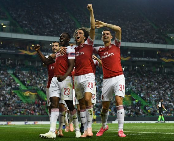 Arsenal - olorisupergal