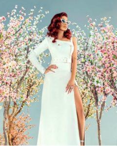 Cardi B announces release date for fashion Nova collection.