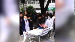 China kindergarten stabbing: Woman slashes at least 14 children