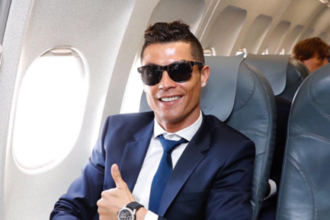 Cristiano Ronaldo is now officially the most followed person on Instagram.