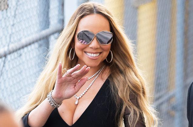 Mariah Carey Announces... Mariah Carey Album Covers