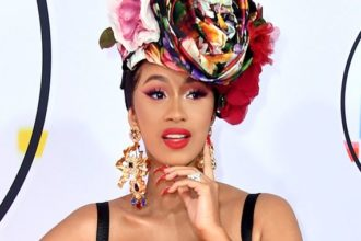 Cardi B announces release date for fashion Nova collection.