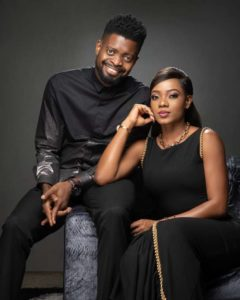 Basket Mouth and wife celebrate wedding anniversary
