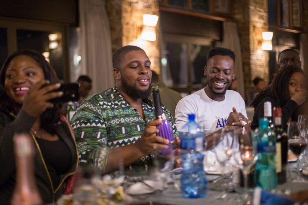 Why We Wish We Were On A Mini-Vacation In South Africa With  Adekunle Gold, Stephanie Coker, Joselyn Dumas, Kemi Adetiba, Jackie Appiah and more. #MySAExperience #DiscoverSAwithZero6