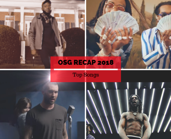 Top Songs 2018 - Olorisupergal.com