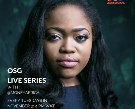 OSGLIVESERIES WITH MONEY AFRICA