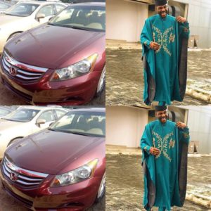 Fashion designer reveals how one of his Agbada collections rocked by media personality #Ebuka elevated his business.