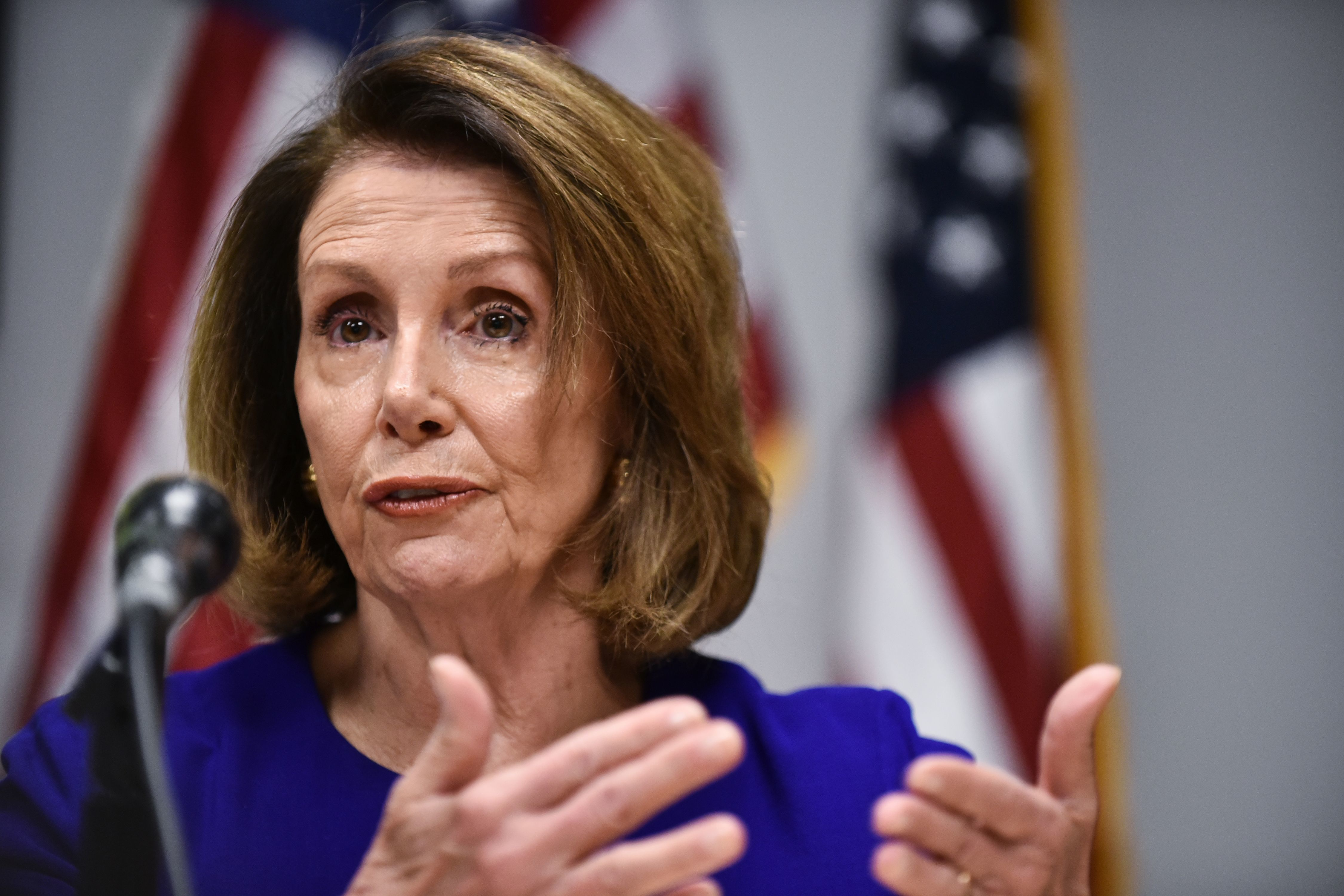 Us Midterms Democrats Take Control Of Us House In Blow To