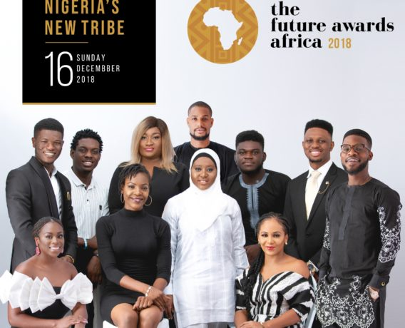 NigeriasNewTribe: Davido, Ahmed Musa, Adesua Etomi, Chinwe Egwin, Samson Itodo, others make The Future Awards Africa 2018 nominees list