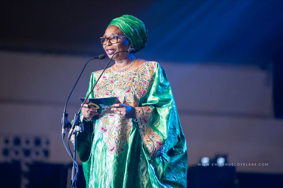 NigeriasNewTribe: More pictures from The Future Awards Africa 2018