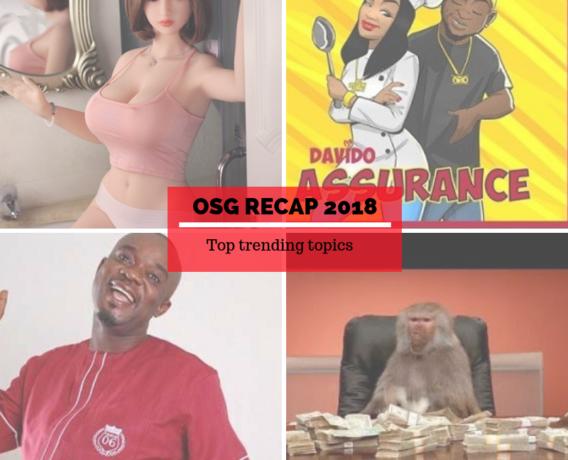 OSG recap 2018