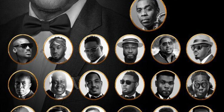 Femi Kuti, 2face Idibia, Wande Coal joins Alibaba January 1st 2019 concert.