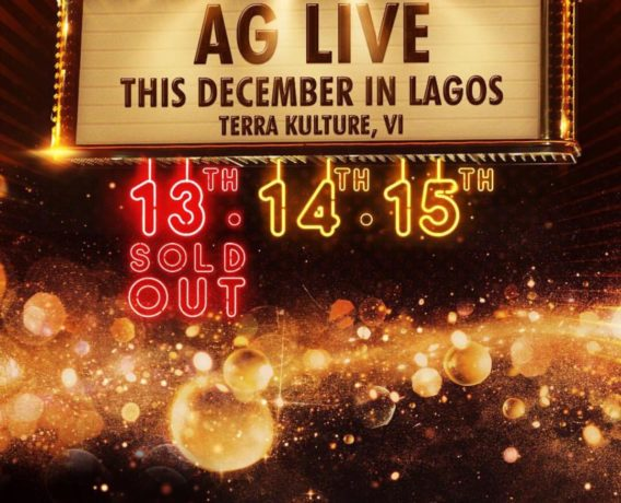 ADEKUNLE GOLD SET FOR LAGOS SHOWDOWN WITH A THREE-DAY RESIDENCY THIS DECEMBER!