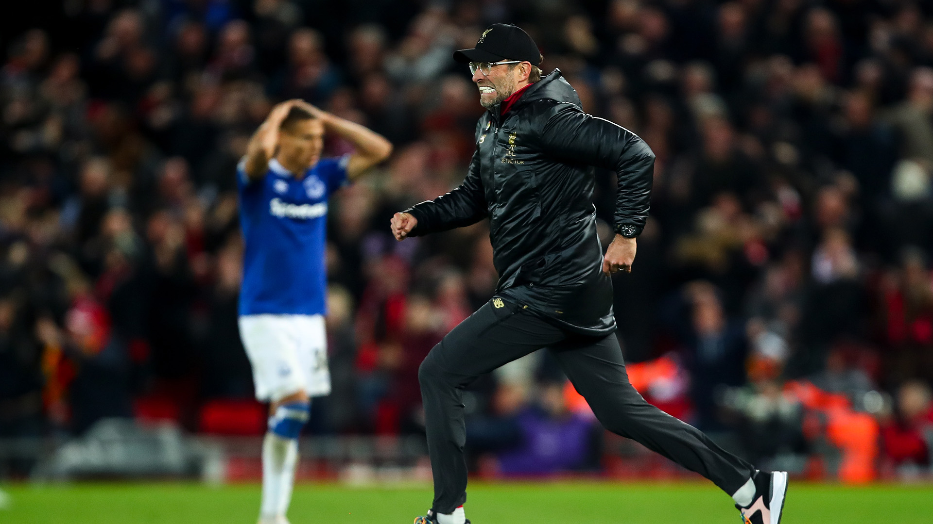 Klopp Apologizes For Overzealous Celebrations In Derby Win