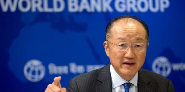World Bank President, Jim Yong Kim has announced his intention to step down.