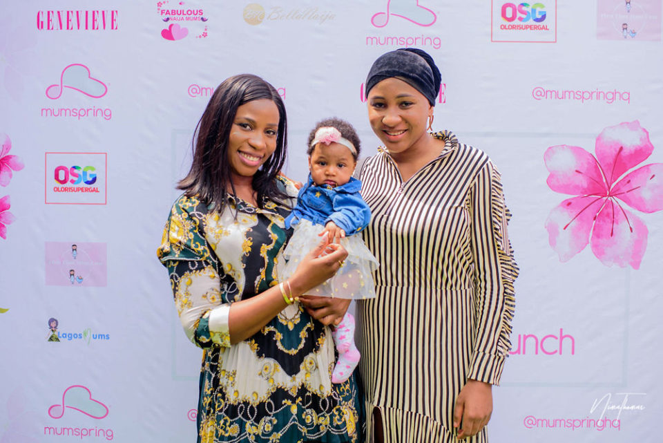 Osas Ighodaro Ajibade, Dolapo Oni Sijuwade, Lala Akindoju & Many more at the Mumspring Concept store Launch