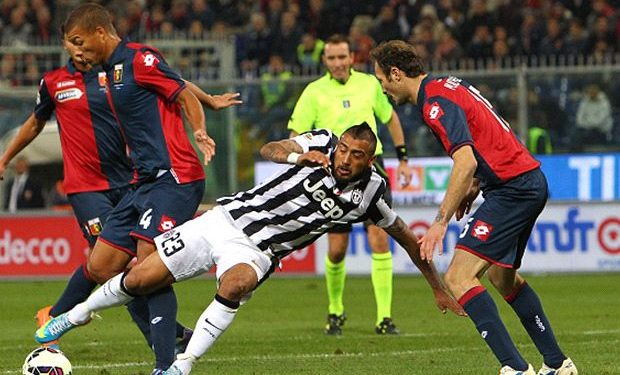 4a5f6a1f3 Juventus Lose Unbeaten Run After Shock Defeat To Genoa - Olori Supergal