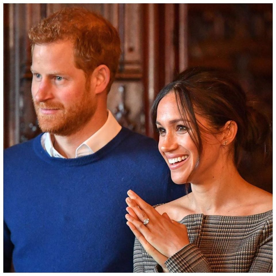 Meghan and Prince Harry to embark on South Africa tour
