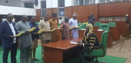Edo state assembly