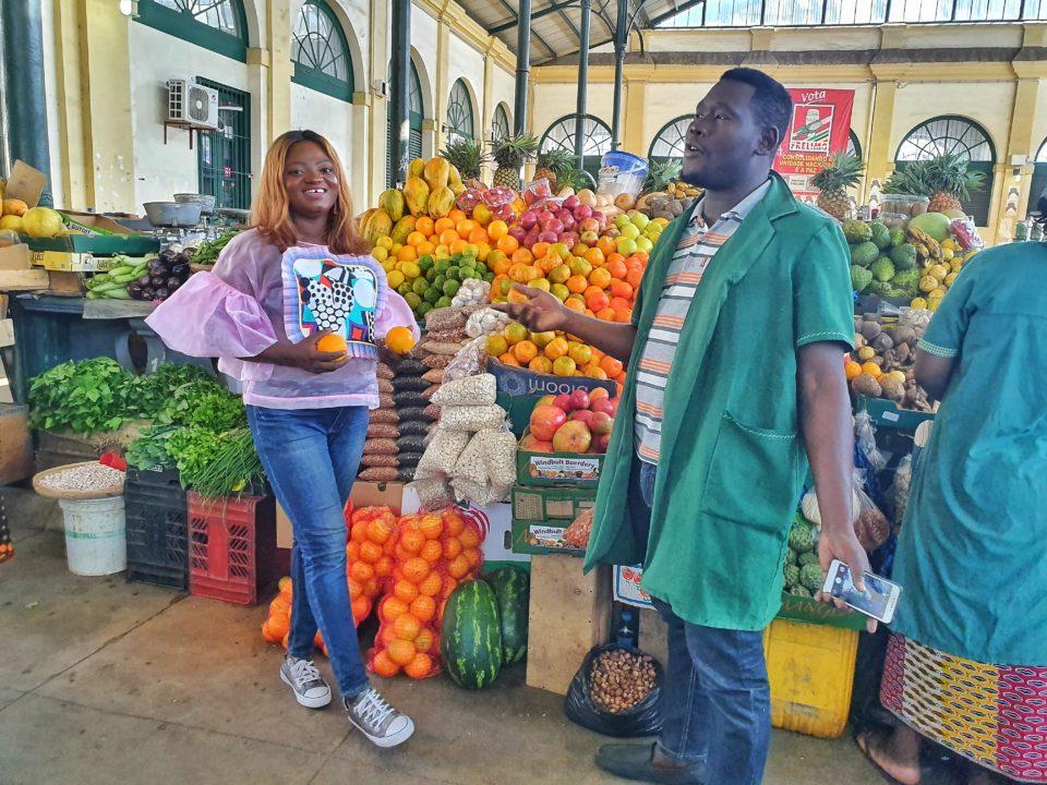 Maputo Market