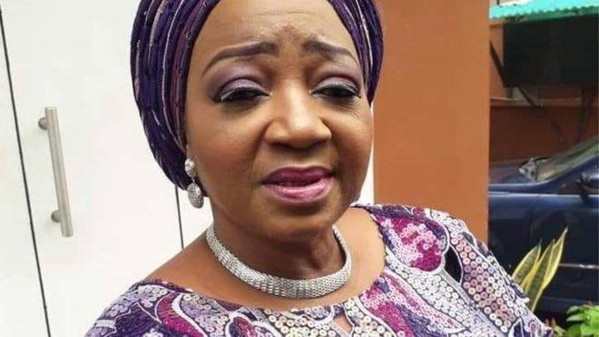 Mrs Funke Olakunrin Fasoranti