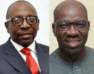 Edo Decides: Obaseki Wins Ize-Iyamu's Local Government Area