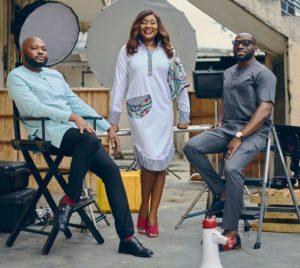 Funke Akindele-Bello To Star In A Young Adult Series Coming to Netflix Soon