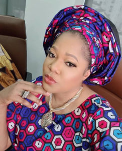 Toyin Abraham Reveals Her Next Movie Project, 'Fate of Alakada'
