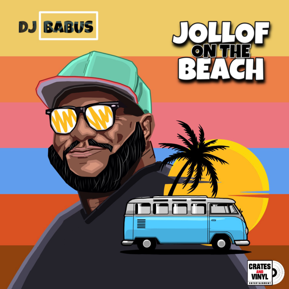 DJ Babus Jollof Official Artwork