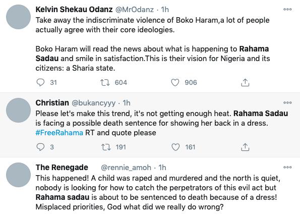 Rahama Sadau Allegedly Faces Death Sentence Over Blasphemy