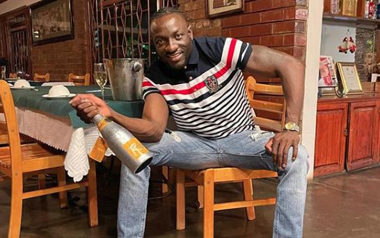 Zimbabwean Socialite Ginimbi (Source: Instagram/Ginimbi)