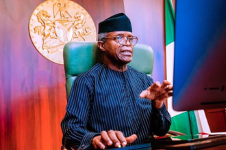 """""""Getting The COVID-19 Vaccine Is A Matter Of Utmost Concern"""" Osinbajo"""