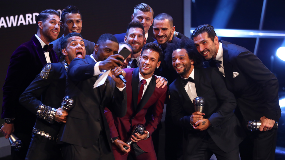 See Full List Of The Best FIFA Player Of The Year Awards 2020