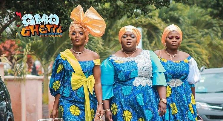 Movie Review: Funke Akindele's 'Omo Ghetto: The Saga' Is Everything And More!
