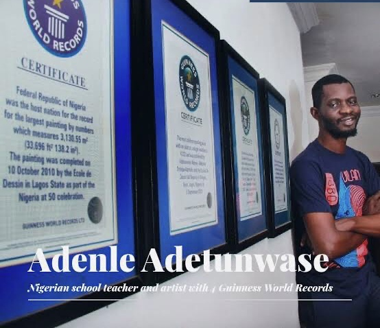 10 Nigerians That Made It To The Guinness World Record